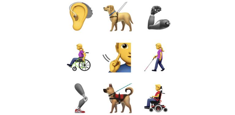 usuários com deficiências