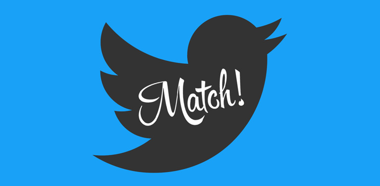Match no Twitter